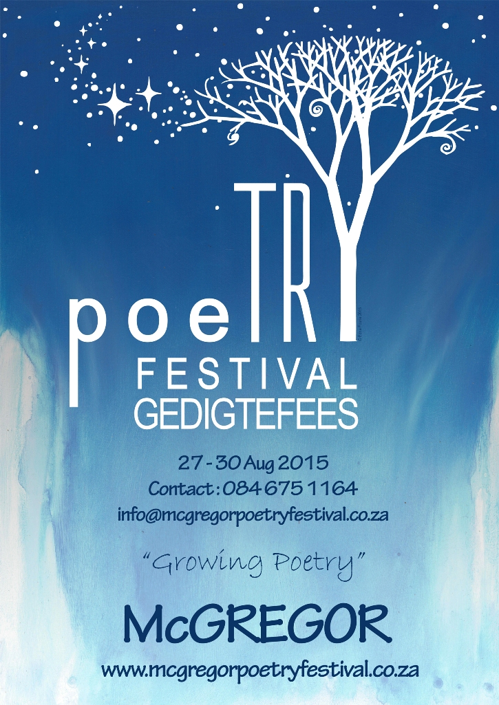 Poetry Fest Flyer