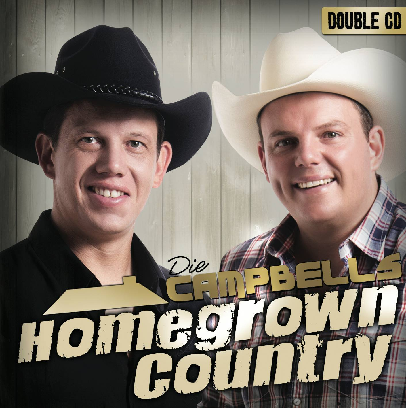 Die Campbells - Homegrown Country