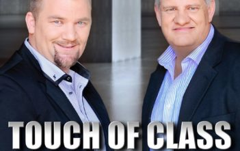 Album Cover-Touch Of Class