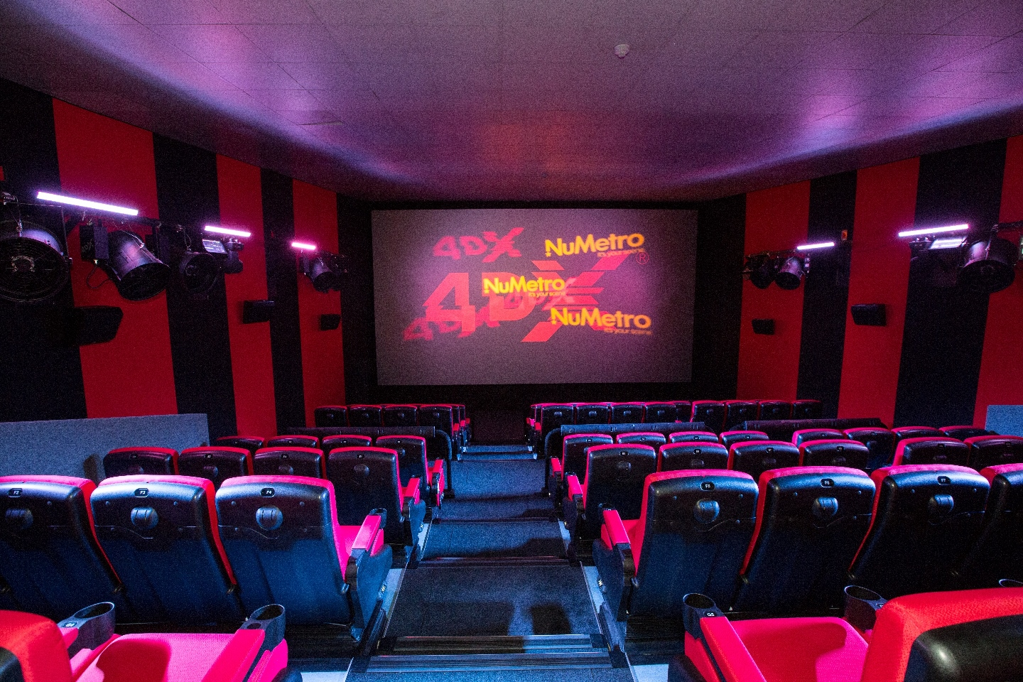 South African Now Has The Largest 4dx Footprint In Africa